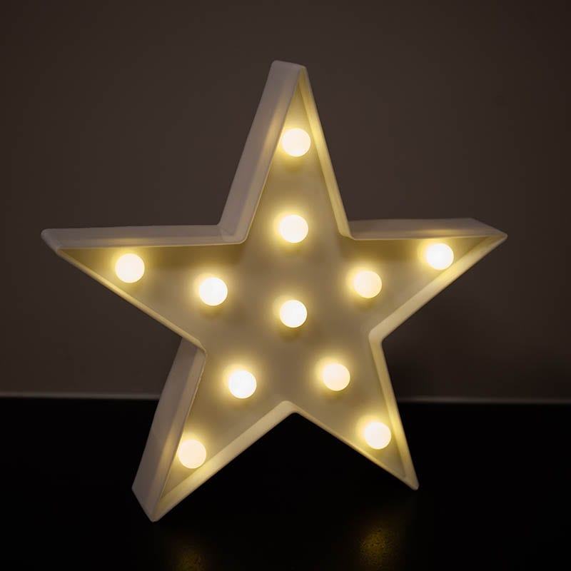 Table sign 'Star'